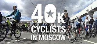 Moscow's Slow Bike Revolution (Paulbike)
