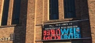 """""""Letzte Menschen"""" - Uraufführung von Oliver Bukowski bei den Ruhrfestspielen"""