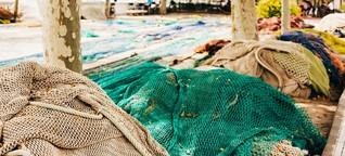 Geisternetze in der Ostsee: Jährlich gehen bis zu 10.000 Netze oder Teile davon verloren - Was wird gegen das Plastik im Meer getan?