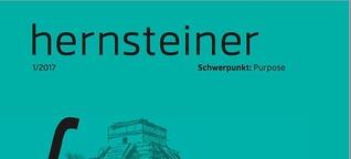 hernsteiner (Kundenmagazin) 1-2017