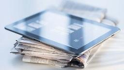 Moderation der Sendung Profit: Meine Bytes und Ich - das Geschäft mit unseren Daten - WDR5