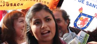 Von Tränengas, Jesus und der Ungleichheit: Die Frauen im Ringen um Bildung in Chile