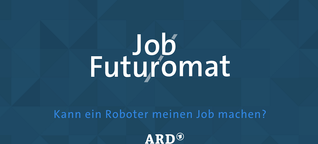 Kann ein Roboter meinen Job machen? Jetzt online testen!