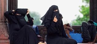 """Gleichberechtigung in Indien: """"Instant-Scheidung"""" ist illegal"""