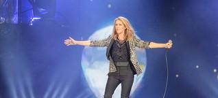 Für Céline Dion geht die Show weiter - in Berlin