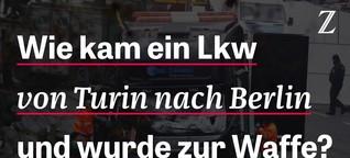 Woher kam die Waffe des Breitscheidplatzes?