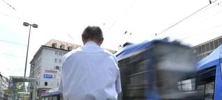 Serie Ex-Tramfahrer packt aus: Die Angst vor Unfällen fährt immer mit