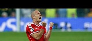 Arjen Robben - der Entscheidungsspieler