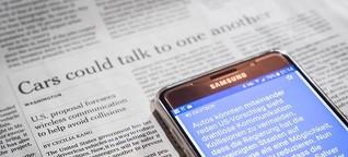 Übersetzungs-Apps im Vergleich: Ein Dolmetscher für alle Fälle FAS