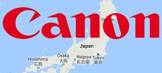 Canon stärkt Kamera-Produktion in Japan - fotointern.ch
