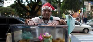 Misswirtschaft und politische Krise - Das Weihnachtsessen fällt in diesem Jahr aus