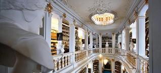 Die schönsten Bibliotheken Deutschlands und der Welt | Bücher | DW.COM | 20.10.2016