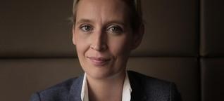 AfD-Politikerin im Porträt: Alice Weidels Fassade bröckelt