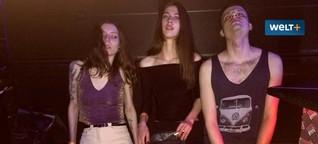 Technoszene in Weißrussland: Drinnen tanzen die Mädels, vor dem Club lauert der KGB - WELT