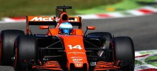 Formel 1: McLaren und Honda gehen getrennte Wege