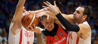 Basketball-EM - Teamleistung statt Schröder-Show