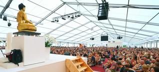 """Buddhismus - """"Wegsehen hat noch keiner Gemeinschaft geholfen"""""""