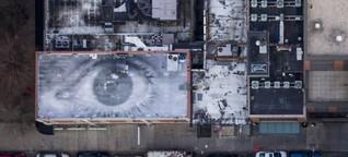 George Steinmetz - Über den Dächern von New York
