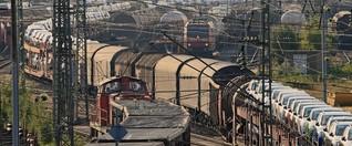 Digitalisierung im Güterverkehr