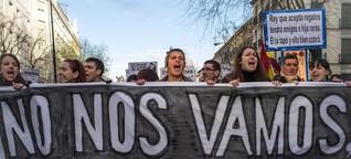 Spanien: Jugend ohne Garantien