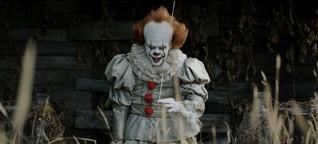 Kritik zu Stephen Kings Es - Clowns sind nicht zum Spielen da
