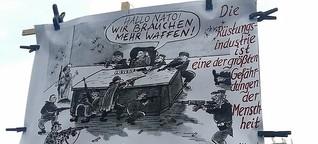 Das Bild vom Feind: München 8.11. 20h