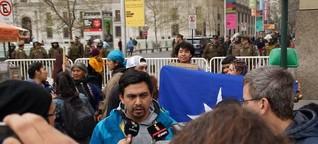 Anti-Terror-Gesetz diskriminiert die Mapuche