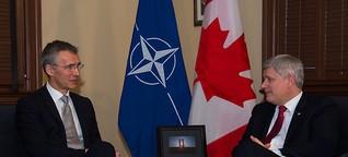 NATO-Generalsekretär bespricht Lage mit Kanadas Premier – Michelle Eickmeier