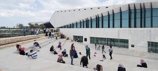 Neues Palästina-Museum in der Westbank: Die Täter sind immer die anderen