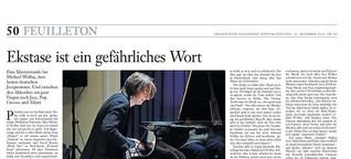 Musik: Eine Klavierstunde bei Deutschlands bestem Jazzer