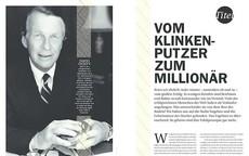 Vom Klinkenputzer zum Millionär