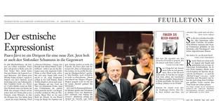 Musik: Ein Dirigent gibt Robert Schumann die Würde zurück