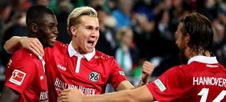 Bundesliga: Hannover 96 bleibt trotz Tabellenführung nach Sieg über HSV bescheiden
