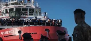Flüchtlingshilfe: Ärzte ohne Grenzen wirft Libyen illegales Handeln vor - WELT