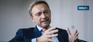 """Christian Lindner: """"Ganz offensichtlich brodelt es im Land"""" - WELT"""