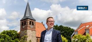 24-jähriger Kandidat: Die Ehe für alle ist für Philipp Amthor ein Unding - WELT
