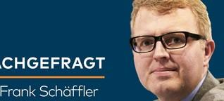 """Frank Schäffler zu Pleite von Air Berlin: """"8000 scheinbar gerettete Jobs lassen sich gut verkaufen"""" - WELT"""