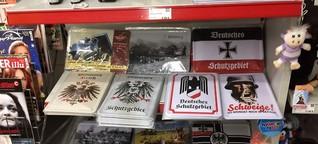 Nur mal eben Nazi-Propaganda tanken