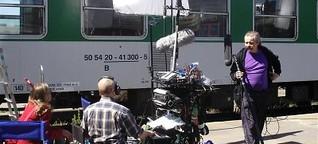 """Deutsche Fernsehproduktion in Prag: Klappe für """"Ein starkes Team"""""""