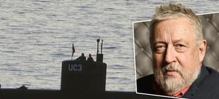 Schweden-Kriminologe: U-Boot-Erbauer Peter Madsen hat Kim Wall getötet