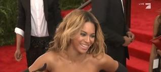 Ist Beyoncé eine diebische Elster? - taff - 7TV