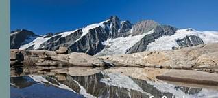 Berge als Anti-Depressivum?