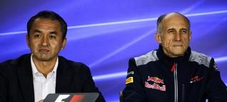 Franz Tost über 2018: Keine Angst vor Gridstrafen mit Honda