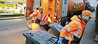 Müllwerker in Stuttgart: Es war einmal ein Drecksjob