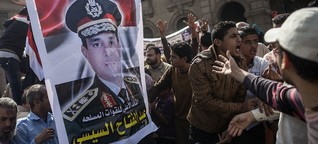 Abdel Fattah al-Sissi: Ein Despot nach Trumps Geschmack