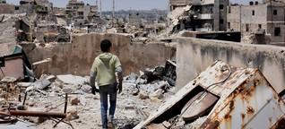 Syrien: Alle haben in Syrien versagt