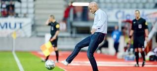"""Peter Zeidler: """"Wir konzentrieren uns zu sehr auf Fußball"""" (neues deutschland)"""