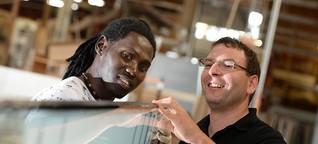 So können Arbeitgeber Flüchtlinge beschäftigen