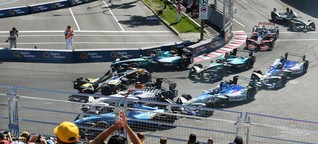 Formel E im Eurosport-TV: Vertrag um drei Jahre verlängert