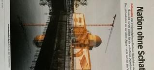 Skelette im Keller - Das Berliner Stadtschloss und das koloniale Erbe